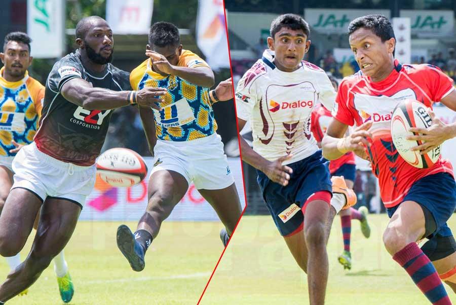 Sri Lanka super 7s 2nd leg day 1