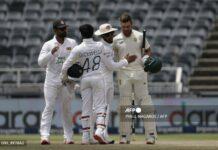 Sri Lanka tour of South Africa 2020-21