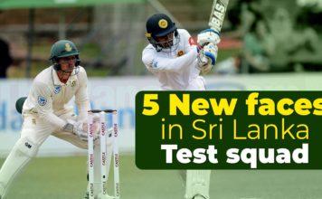 Sri Lanka tour of South Africa