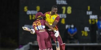 Sri Lanka tour of West Indies 2021