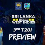 Sri Lanka tour of West Indies 3rd T20I