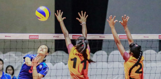Sri Lanka v Chinese Taipei - 2nd Asian Women's U23 Volleyball Championship