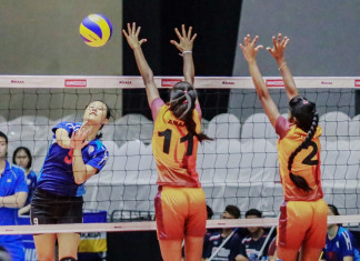 Sri Lanka v Chinese Taipei - 2nd Asian Women's U23 Volleyball Championship