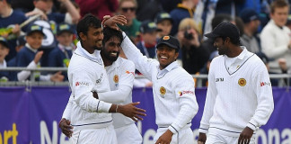 Sri Lanka v England - 2nd Test Day 1