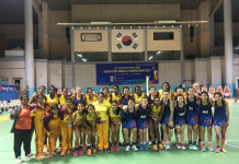 Sri Lanka v Hong Kong - 10th Asian Youth Netball Championship