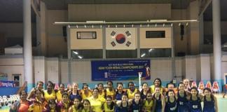 Sri Lanka v Hong Kong - 10th Asian Youth Netball Championship