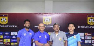 Sri Lanka v Laos