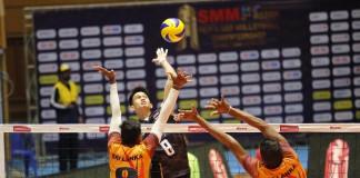 Sri Lanka v Thailand - 2nd Asian Men's U23 Volleyball Championship 2017