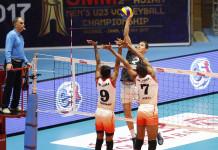 Sri Lanka v Uzbekistan - 2nd Asian Men's U23 Volleyball Championship