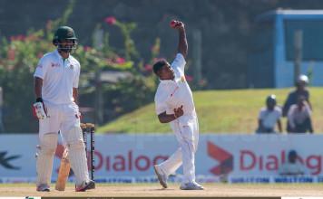 Sri Lanka vs Bangladesh - Day 2