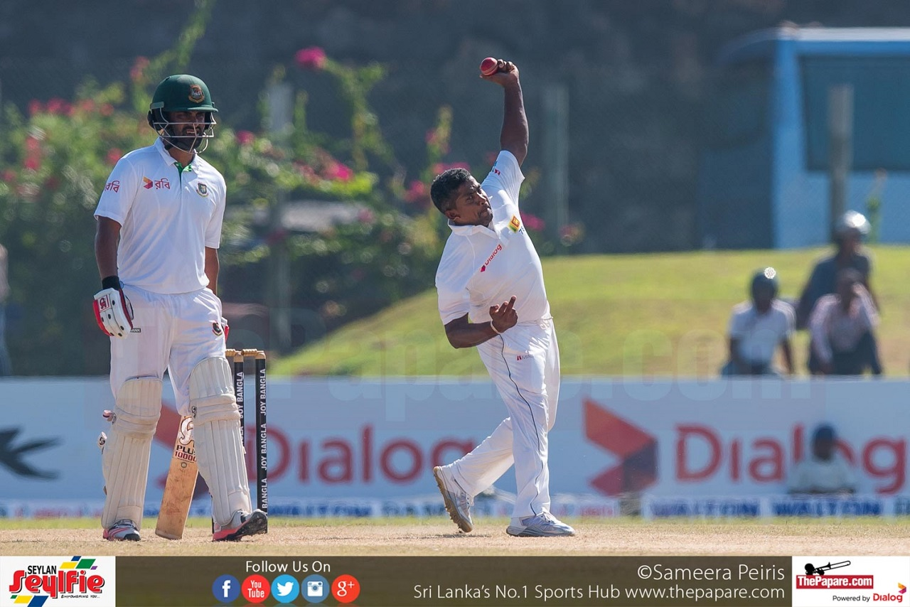 Sri Lanka vs Bangladesh - Day 2