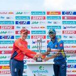 Sri Lanka vs England - 1st ODI