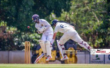 Sri Lanka vs England - 1st Warm-Up Match