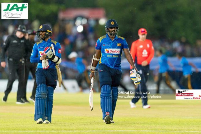 Sri Lanka vs England - 2nd ODI