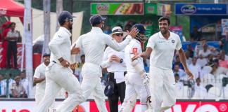 Sri Lanka vs India 2nd Match day 2