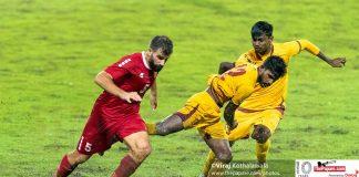Sri Lanka vs Lebanon