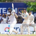 Sri Lanka vs New Zealand - 1st Test – Day 2