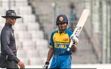 Sri Lanka vs Pakistan - ICC U19 World Cup
