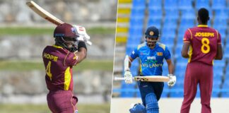 West Indies vs Sri Lanka 2021