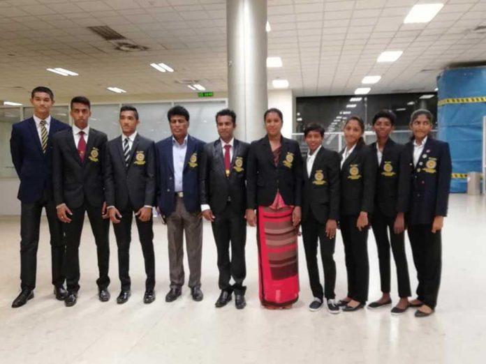 Sri Lankan Athletes