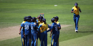 Sri Lanka charged with slow over-rate at Women's World Cup