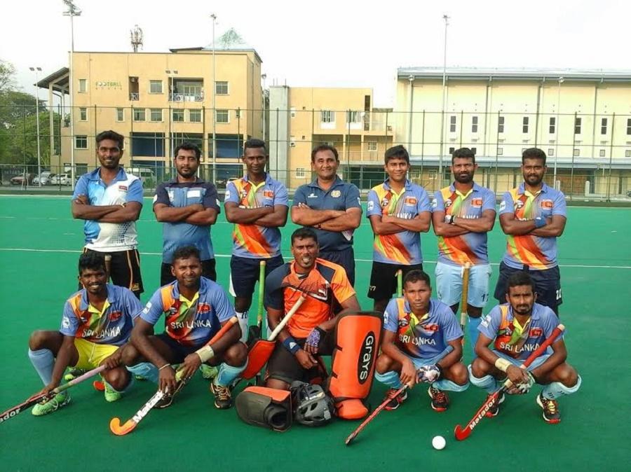Srilanka AHF Hockey