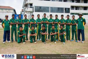 St. Aloysius' College Cricket Team Preview 2016