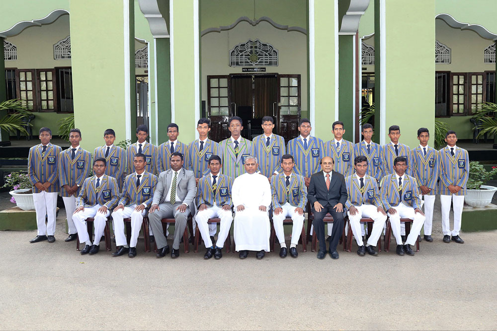 St. Anne's College cricket