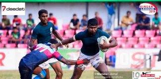 St. Anthony's College vs Isipathana College