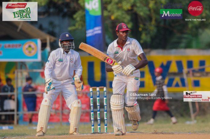 St. John's College vs Jaffna Central College