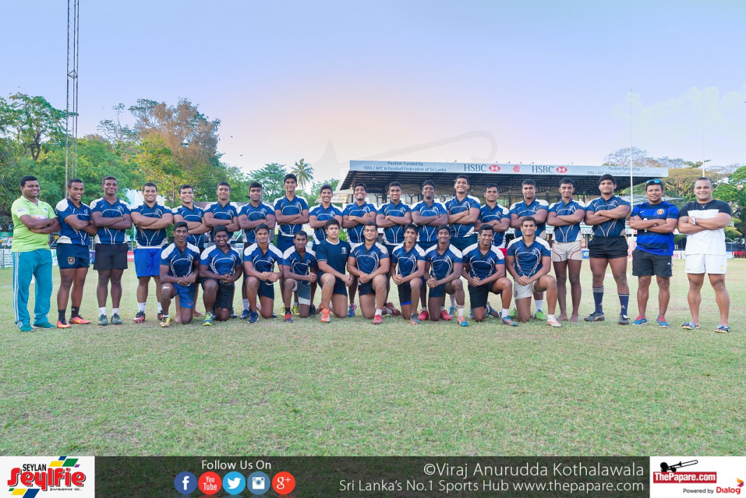 St. Joseph's College Rugby Team 2017