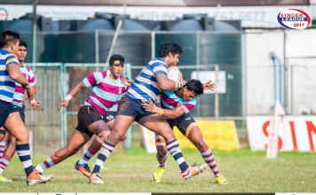 St. Joseph's College vs Dharmaraja College