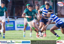St. Joseph's College vs Isipathana College 2017