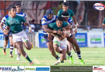St. Joseph's College vs Isipathana College