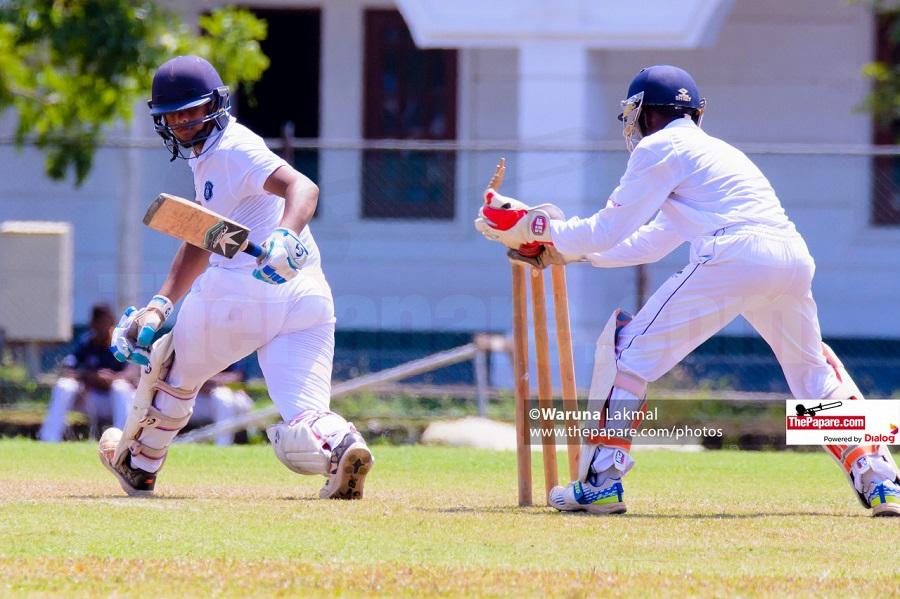 St. Joseph's College vs Thurstan College - U17 Cricket