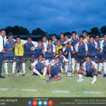 St.Joseph's College U18 Football Encounter