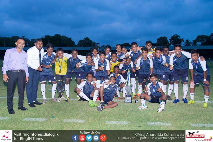 St.Joseph's College U18 Football Encounter
