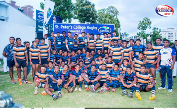 St.Peter's College vs S.Thomas' College
