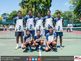 St.Peter's College - U17 Tennis Team