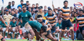 St.Peter's College vs Isipathana College