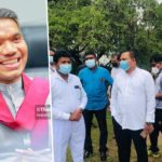 State Minister Thenuka Vidanagamage inspects Puttalam District