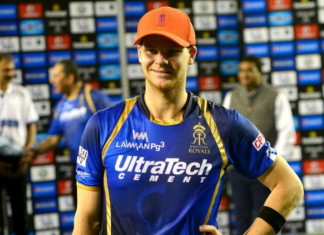Steve Smith out of IPL with wrist injury