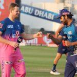 Rohit Sharma captain of Mumbai Indians and Steve Smith