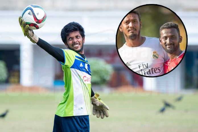 Sujan Perera & Azwar stranded in Maldives due to coronavirus