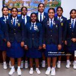 Sujatha Vidyalaya Netball Team 2019