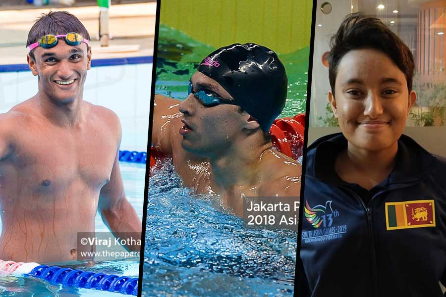 South Asian Games Swimming Day 04
