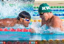 Swimming Nationals 2017 Day 1