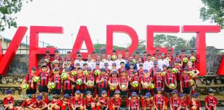 TAFA completes a historic AC Milan Junior Camp in Sri Lanka