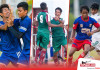 Under 19 Schools football Roundup