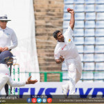 SLvAUS 1st Test Match - Day 2